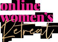 Online Women's Retreat Logo