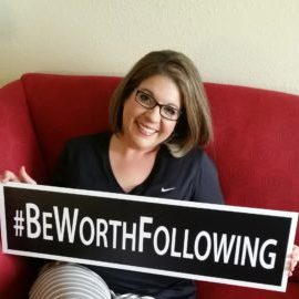 #BeWorthFollowing Couch
